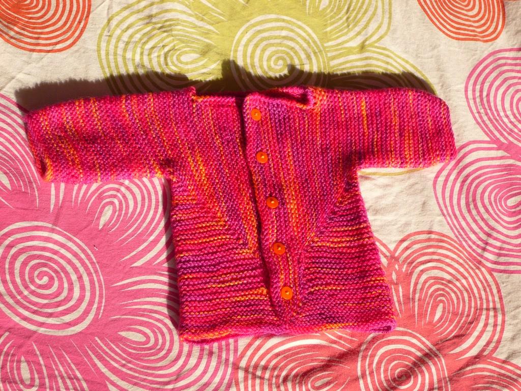 סריגה מהתחלה - סוודר ללא תפרים, גרביים, תחרה