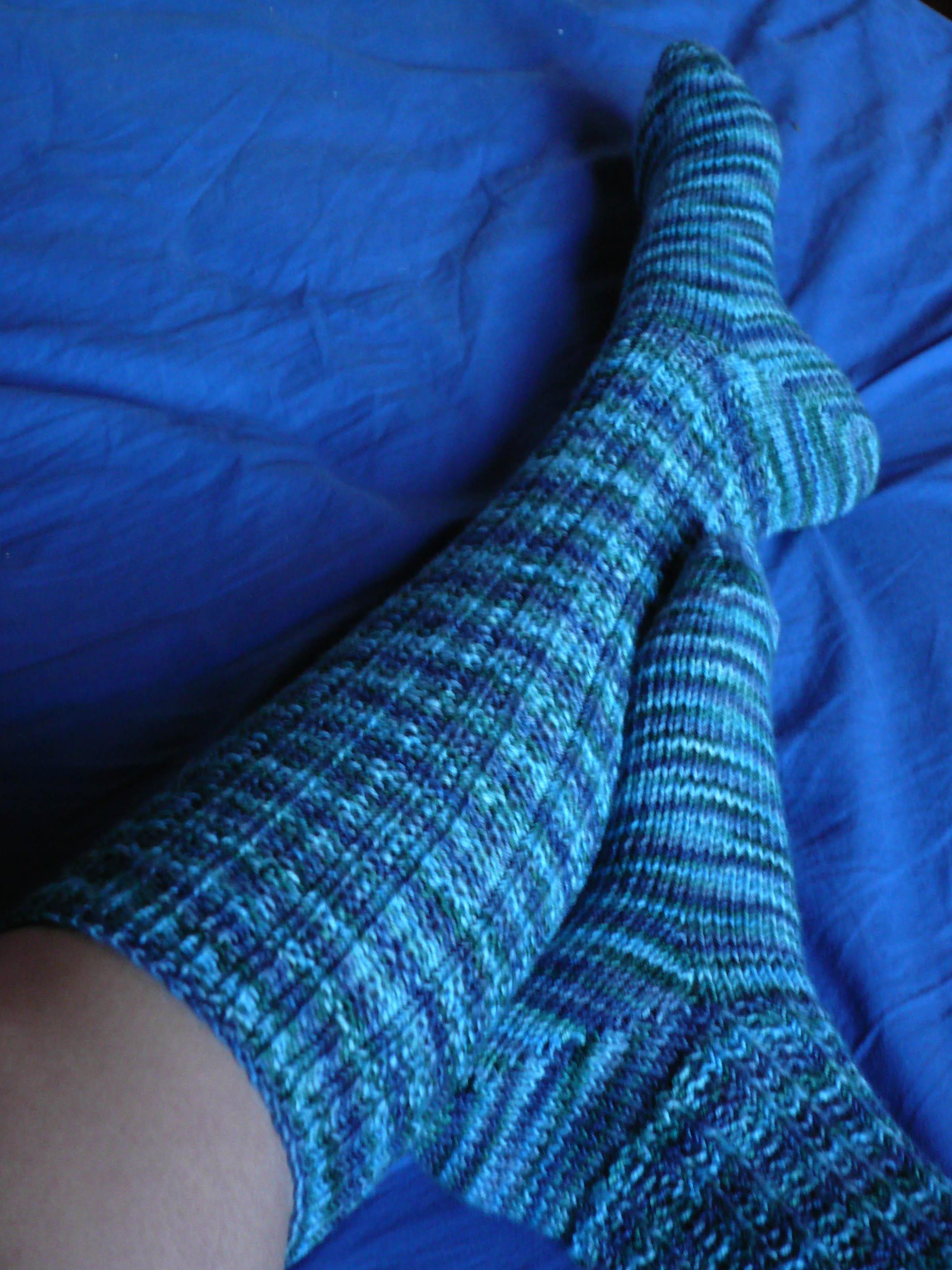 סריגת גרביים