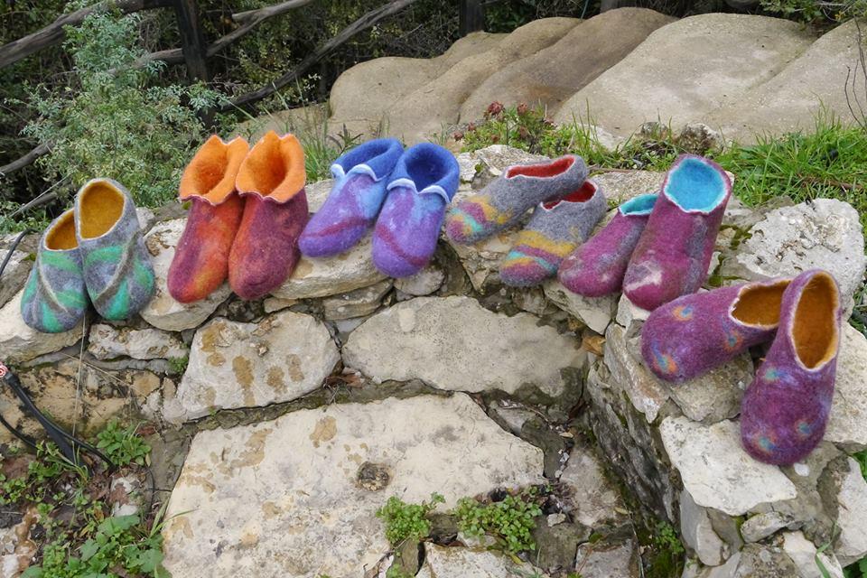 ליבוד נעליים